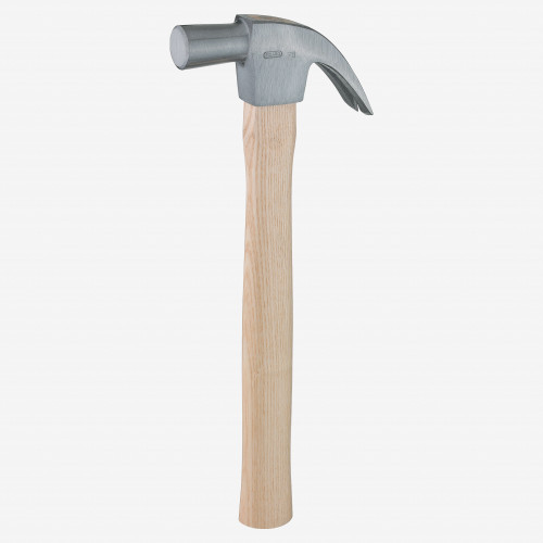 Picard 16oz Curved claw hammer, American pattern, with nail puller - KC Tool
