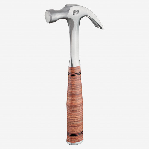 Picard 38oz Curved claw hammer, American pattern, with magnetic nail holder - KC Tool