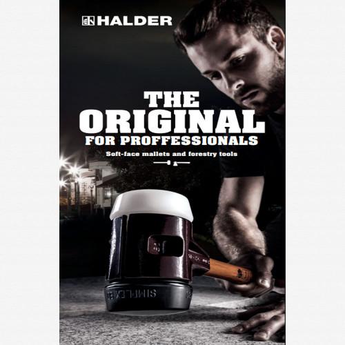 Halder Catalog - Soft-face Mallets and Forestry Tools