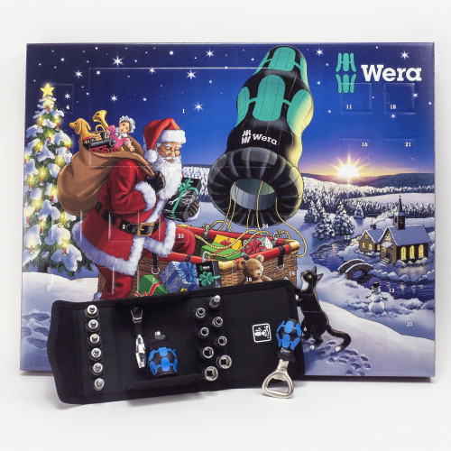 Wera 136601 Advent Calendar 2020 - KC Tool