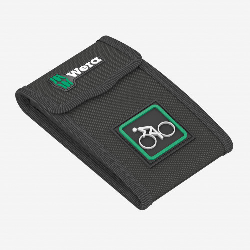 Wera 136485 Textile Storage Pouch for Bicycle Set 1, Empty