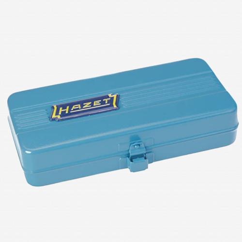 Hazet 2272KL Compact Metal Tool Box, Empty - 225 x 123 x 46 mm