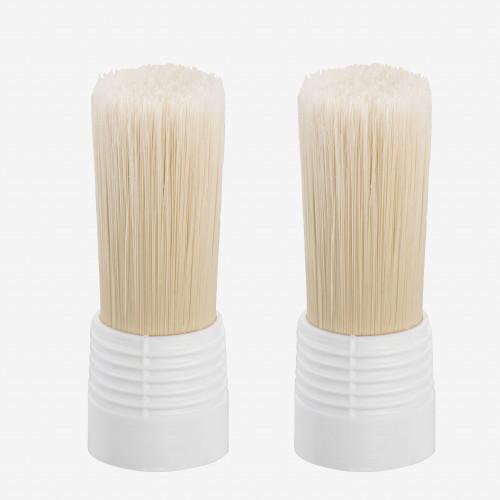 Hazet 2160-1 Replacement Brush Set, 2 Pieces