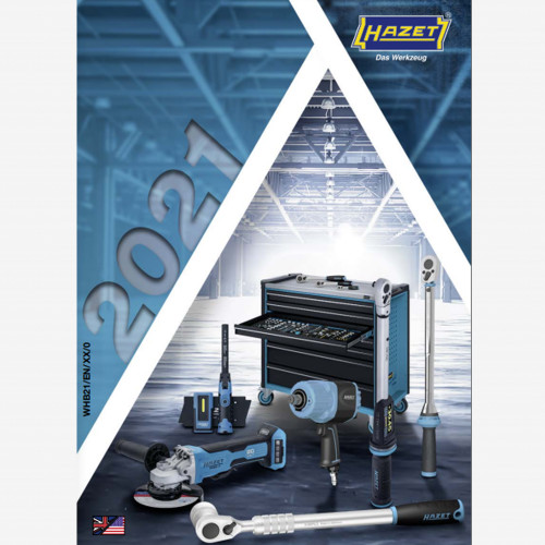 Hazet Tools Catalog - 2021