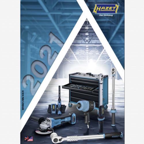 Hazet Tools Catalog - 2021