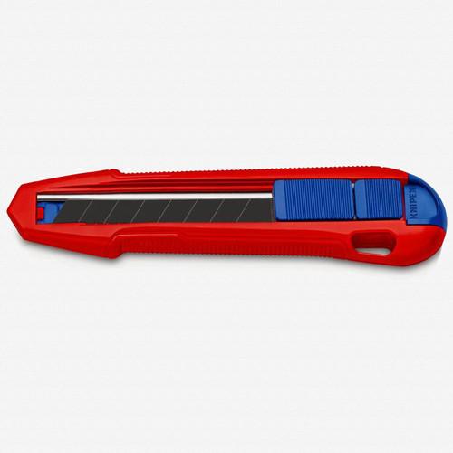 Knipex 90-10-165 CutiX Universal Retractable Knife - KC Tool