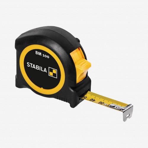 Stabila 30726 Type BM100 Tape Measure, 26ft - KC Tool