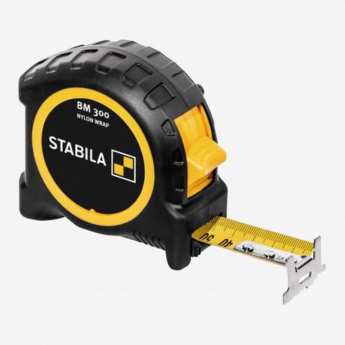 Stabila 30526 Type BM300 Tape Measure, 26ft - KC Tool