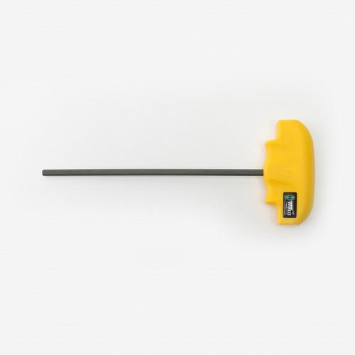 "Wera 344537 7/64"" x 100mm Hex T-handle - KC Tool"