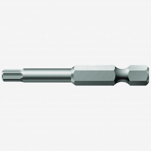 """Wera 350430 0.05"""" x 50mm Hex Power Bit - KC Tool"""