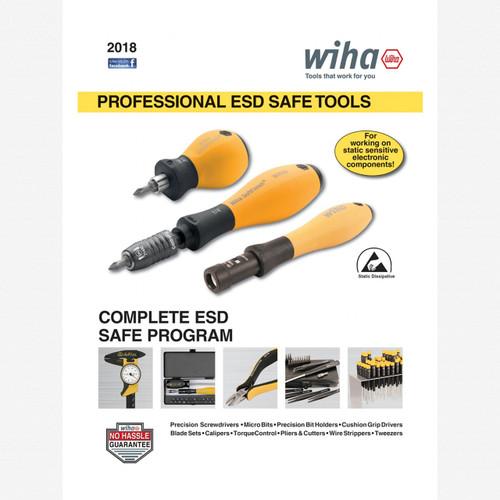 FREE! Wiha Professional ESD Safe Tools Catalog - KC Tool