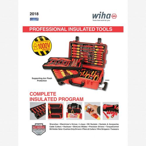 FREE! Wiha Professional Insulated Tools Catalog - KC Tool