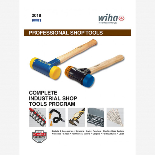 FREE! Wiha Professional Shop Tools Catalog - KC Tool