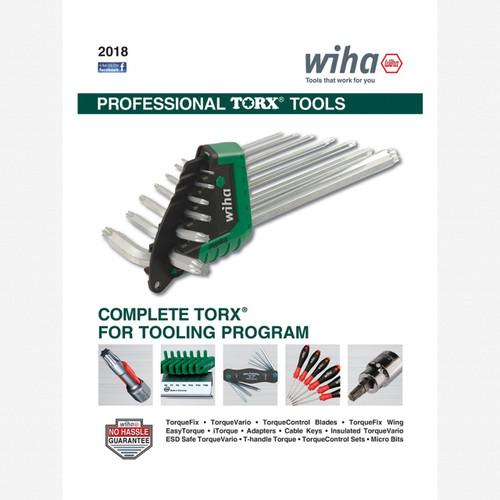 FREE! Wiha Professional Torx Tools Catalog - KC Tool