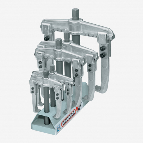 Gedore 1.06/ST Puller set with display stand 1.06/1-1.06/3 - KC Tool