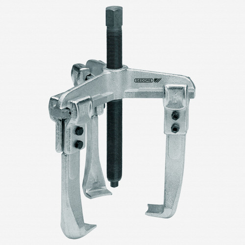 Gedore 1.07/2 Universal puller, 3-arm pattern 160x150 mm - KC Tool