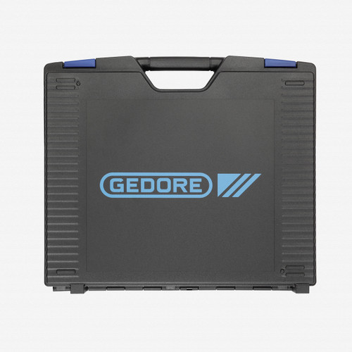 Gedore 1000 Tool case TOURING 47 pcs - KC Tool