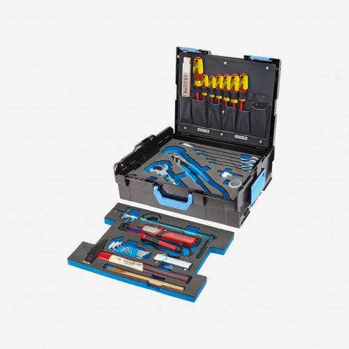 Gedore 1100-03 GEDORE-Sortimo L-BOXX 136 with assortment Installation, 44-pc - KC Tool