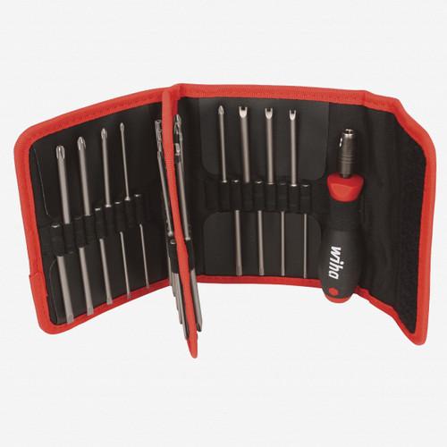 Wiha 76098 36 Piece Security Power Blade Hex Metric Set - KC Tool