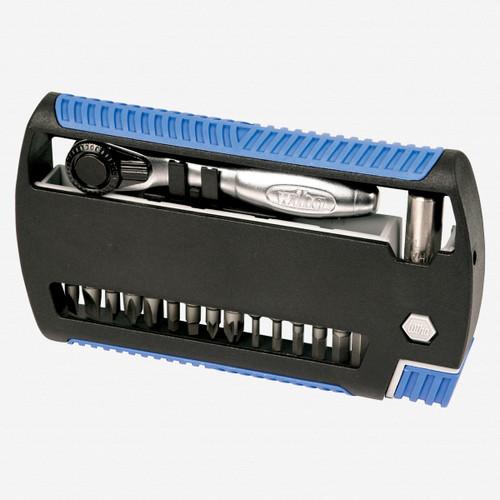 Wiha 79491 17 Piece XLSelector Bit Ratchet Set (Hex Version) - KC Tool
