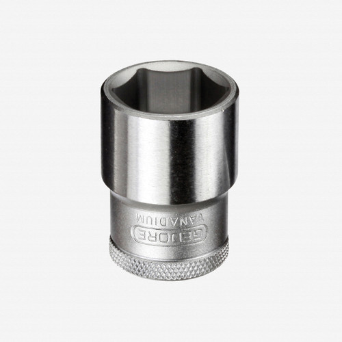 "Gedore 19 20 Socket 1/2"" 20 mm - KC Tool"