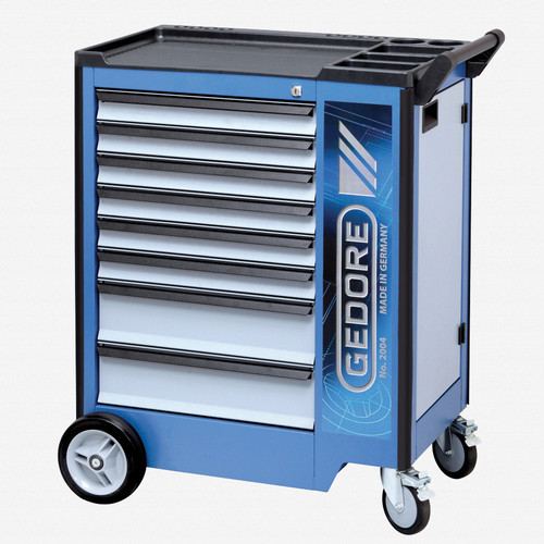 Gedore 2004 0620 Tool trolley with 8 drawers - KC Tool