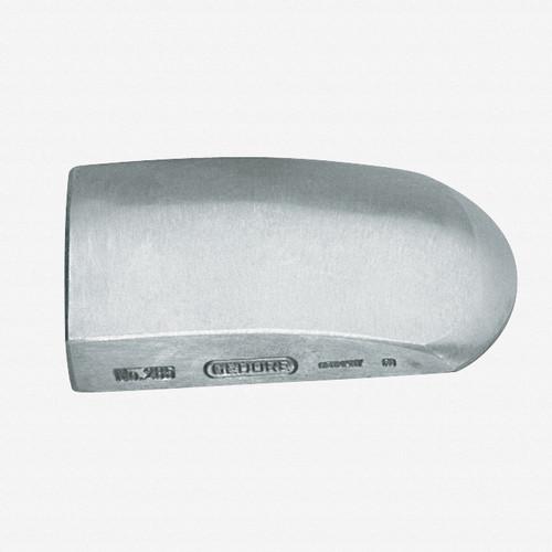 Gedore 285 Planishing hand anvil 111x68x23.5 mm - KC Tool