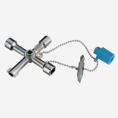 Gedore 45 S Multi fitting Master Key Unit - KC Tool