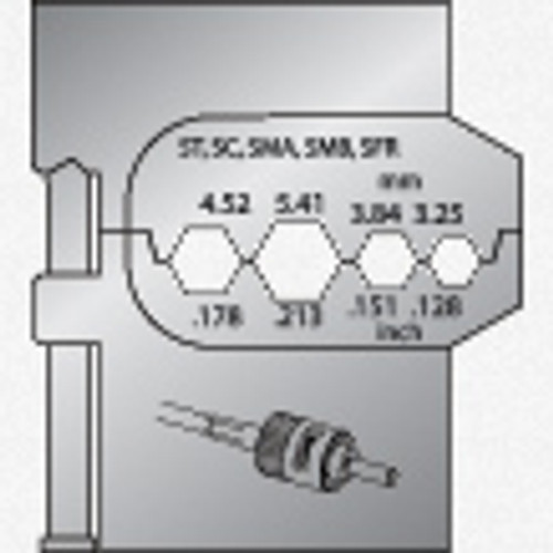 Gedore 8140-12 Module insert for optical waveguides - KC Tool