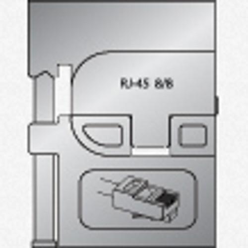 Gedore 8140-16 Module insert for modular plugs RJ 45 - KC Tool