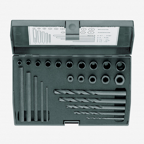 Gedore 8552-025 Screw extractor set - KC Tool