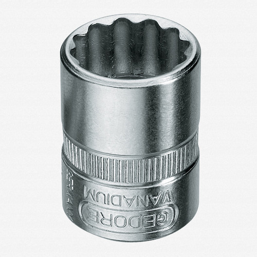 "Gedore D 20 6 Socket 1/4"" 6 mm - KC Tool"