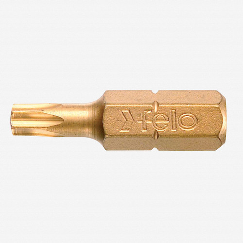 "Felo 51361 Torx Plus T40 IP x 1/"" Bit on 1//4/"" stock"