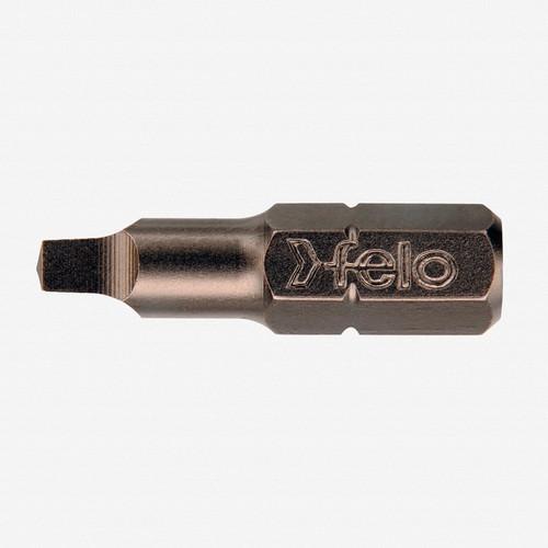 """Felo 50356 Square 3 x 1"""" Bit on 1/4"""" stock - KC Tool"""