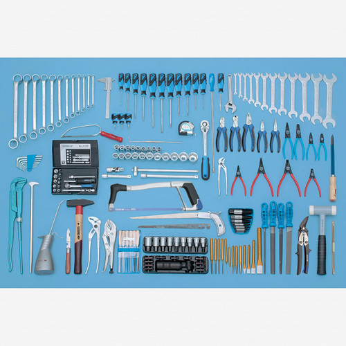 Gedore S 1007 Mechanic's tool assortment 180 pcs - KC Tool
