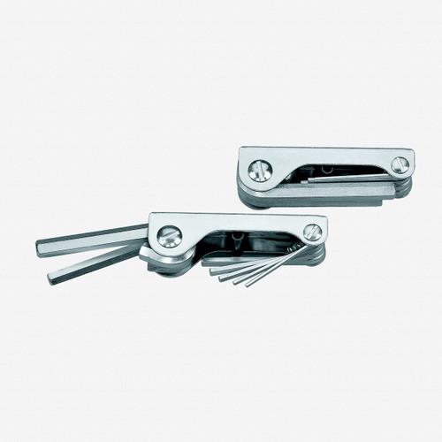 Gedore SCL 42-70 Hexagon Allen key set for in-hex screws 2.5-10 mm - KC Tool