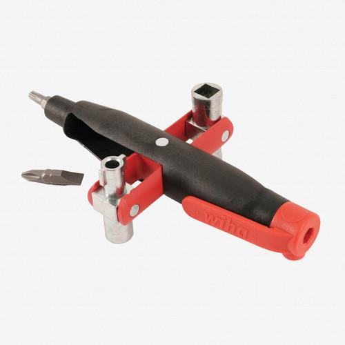 Wiha 21105 Electrician's Pen Style Cabinet Key - KC Tool