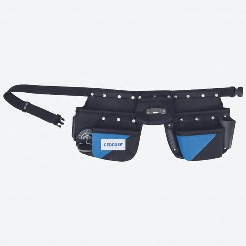 Gedore WT 1056 5 Three-pouch belt set - KC Tool