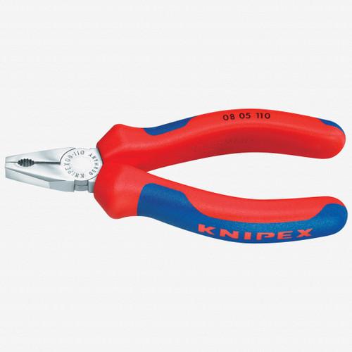 "Knipex 08-05-110 4.3"" Mini Combination Pliers - KC Tool"