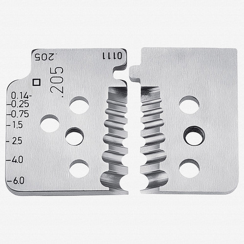 Knipex 12-19-06 1 set of spare blades for 12-12-06 - KC Tool