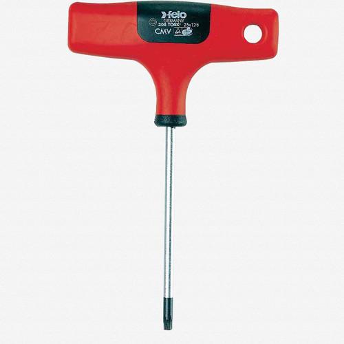 Felo 50813 T10 x 125mm Torx T-Handle - KC Tool