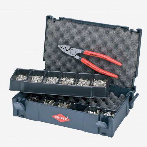Knipex 97-90-05 Crimp Assortment Set - KC Tool