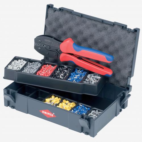 Knipex 97-90-23 Crimp Assortment Set - KC Tool