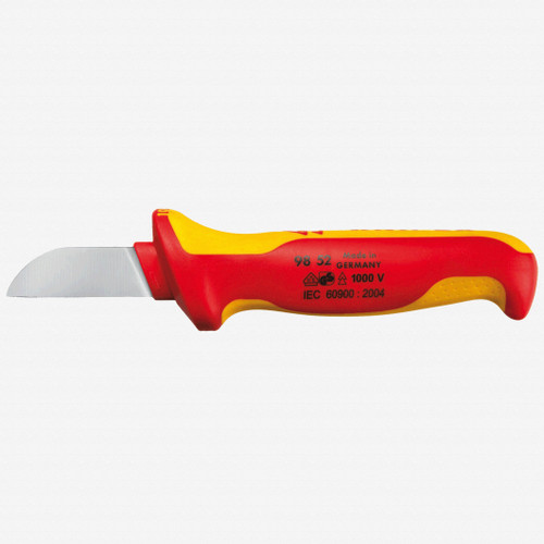 Knipex 98-52 Insulated Cable Knife - KC Tool