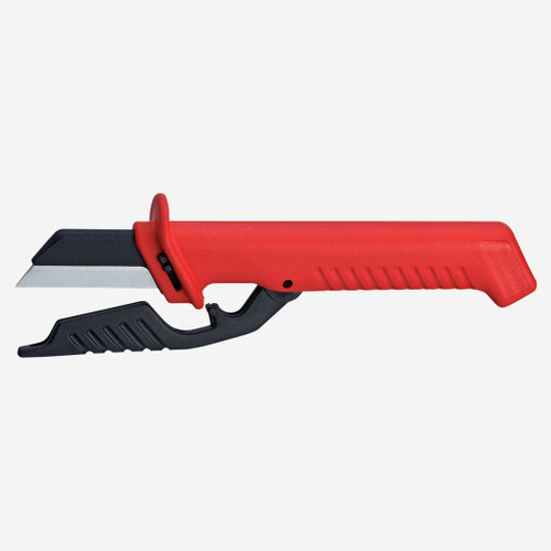 Knipex 98-56 Insulated Cable Knife w/ Replaceable Blade - KC Tool