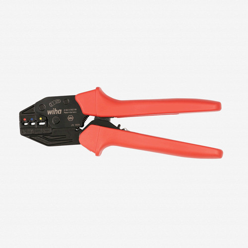Wiha 43618 Ratchet Crimper for Standard Connectors - KC Tool