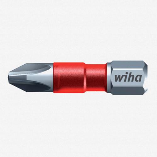 Wiha 76502 #2 x 29mm Phillips Terminator Impact Bit - KC Tool