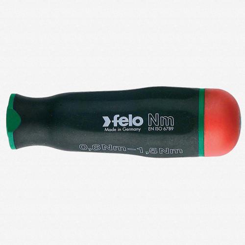 Felo 52149 Torque Limiting Handle - 5-13 in/lbs - KC Tool