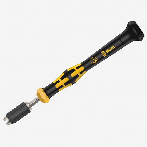 Wera 074810 Kraftform Micro ESD Pre-Set Torque Screwdriver 0.05 Nm - KC Tool