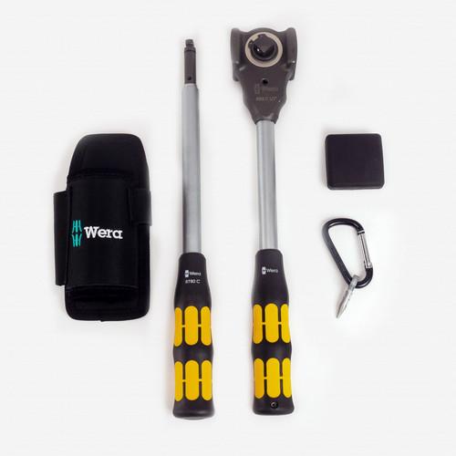 "Wera 133862 KOLOSS Ratchet Set - 1/2"" Drive - KC Tool"
